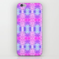 Pyschedelic Space iPhone & iPod Skin