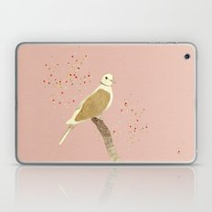 Streptopelia decaocto Laptop & iPad Skin