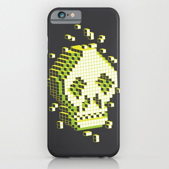 pixelation iPhone & iPod Case