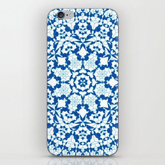 Khatem Rosette 001   Lapis iPhone & iPod Skin