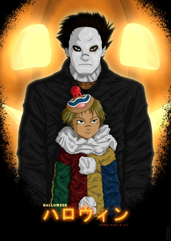 Michael Myers (Halloween) Art Print