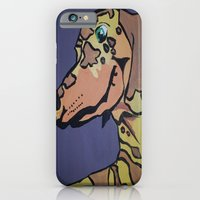 iPhone & iPod Case featuring Charlie Rex Boomerang by Mars Attacks Design