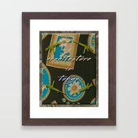Architecture In Tokyo / … Framed Art Print