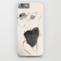 iPhone & iPod Case featuring Calm by Allison Reich