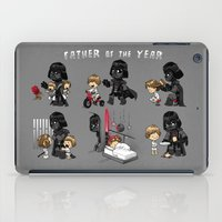 Father of the Year iPad Case