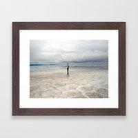 Uyuni's  Framed Art Print
