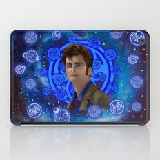 Doctor Who 10th generation iPad Case