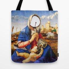 My Modern Madonna Tote Bag