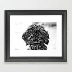 Scout! Framed Art Print