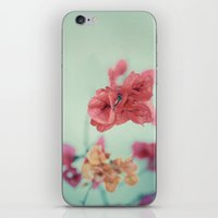 Spring bouquet 3 iPhone & iPod Skin
