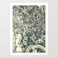 Big Time Sensuality Art Print