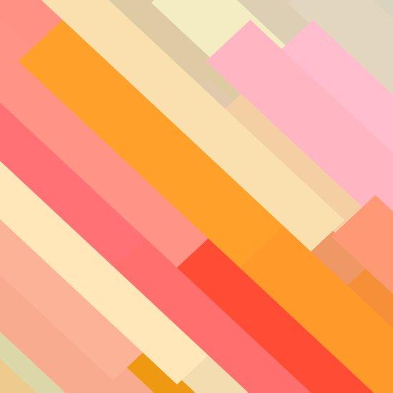 color story - sprinkles Art Print