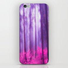 Fairy tale (Pink) iPhone & iPod Skin
