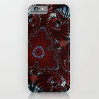 iPhone & iPod Case featuring abstract universe by Christy Leigh