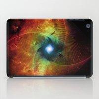 Curves Of Pursuit iPad Case