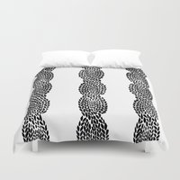 Cable 3 Duvet Cover