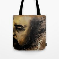 self portrait II Tote Bag