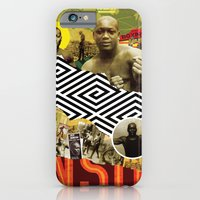BRING THE PAIN: JACK JOHNSON iPhone 6 Slim Case