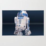 R2 D2 - Star Wars Rug