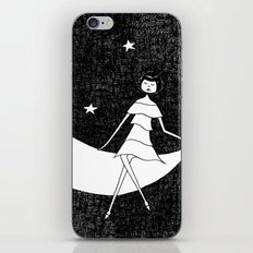 To the moon and back iPhone & iPod Skin
