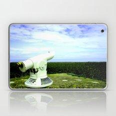 Waiting  - Original Photographic Art Print Laptop & iPad Skin