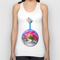 Canopy of Color Unisex Tank Top