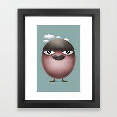 8e8 Framed Art Print