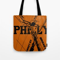 Philly Utility Tote Bag