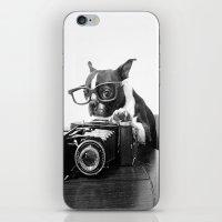 The Photogenic Understud… iPhone & iPod Skin