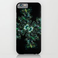 iPhone & iPod Case featuring Leafy greens by Christy Leigh