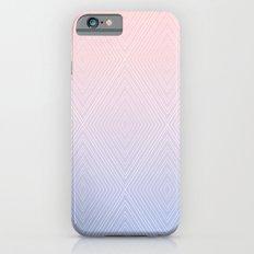 Diamonds (RoseQuartzSerenity Fade) Slim Case iPhone 6s