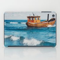 The Boat. iPad Case