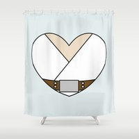 Luke Skywalker Character… Shower Curtain