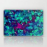Midnight Oil Spill Laptop & iPad Skin