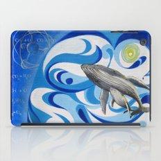 cosmic whale iPad Case