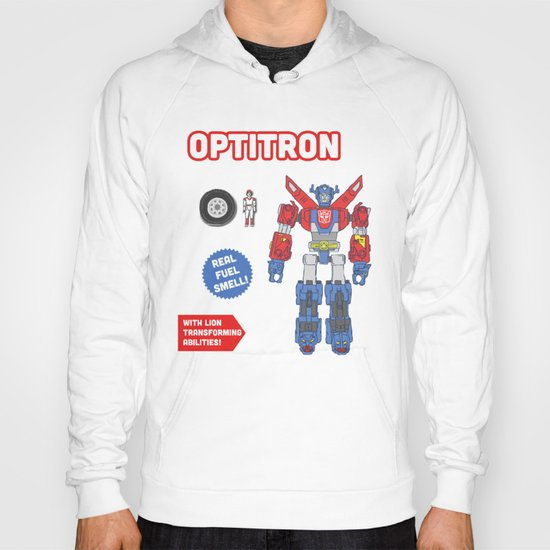 Optitron: Robot in Disguise Hoody