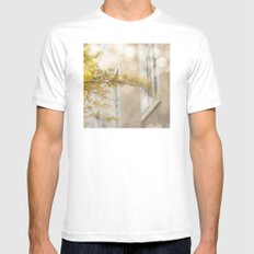 Dreamers of the day Mens Fitted Tee SMALL White
