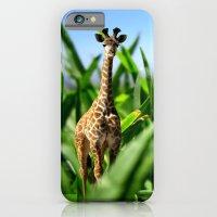 Miniature Giraffe iPhone 6 Slim Case