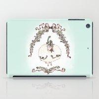 Marie Lambtoinette iPad Case