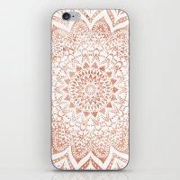 MANDALA SAVANAH iPhone & iPod Skin