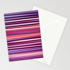 Striped Stationery Cards