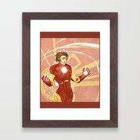 FemStark Framed Art Print