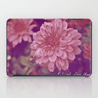 P.S. I Love You iPad Case