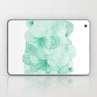 Laptop & iPad Skin featuring Green Fields by Marcelo Romero