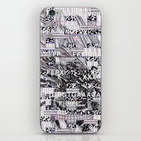 Surrender Your Informati… iPhone & iPod Skin
