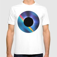Jupiter Mens Fitted Tee White SMALL