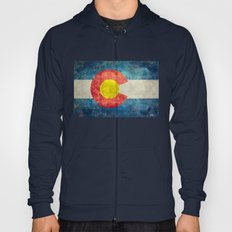 Retro Vintage Colorado S… Hoody