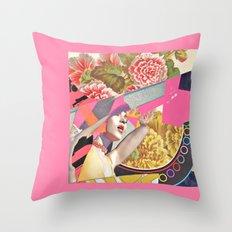 Corona Coronas Coronae Throw Pillow