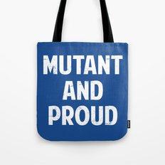 X-Men - Mutant and proud Tote Bag