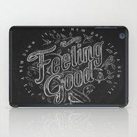 Feeling Good iPad Case